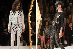 The Stine Goya SS13 Collection is Eccentrically Detailed