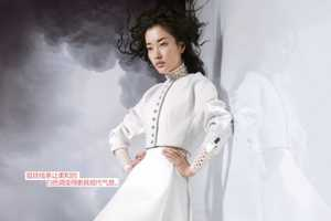 Vogue China 'Modern White' Spread Features the Elegant Du Juan