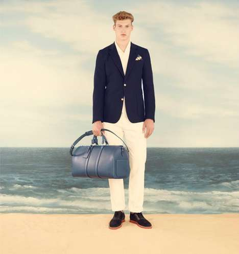 Louis Vuitton Pre-Spring 2012 Collection