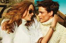 Fur-Trimmed Streetwear