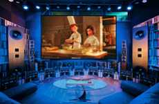 15 Incredible Home Theater Displays