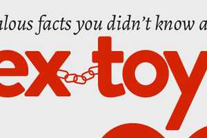 50 Shades of Grey Popularity Inspires 'Facts About Sex Toys' Chart