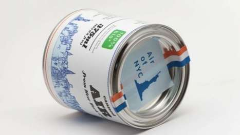 Canned Air from New York City