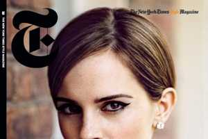 Emma Watson for The New York Times Style Magazine is Chic