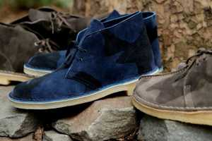 The 'Clarks Originals Fall/Winter 2012' Collection is Rustic and Chic