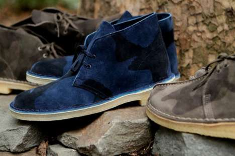 Clarks Originals Fall/Winter 2012