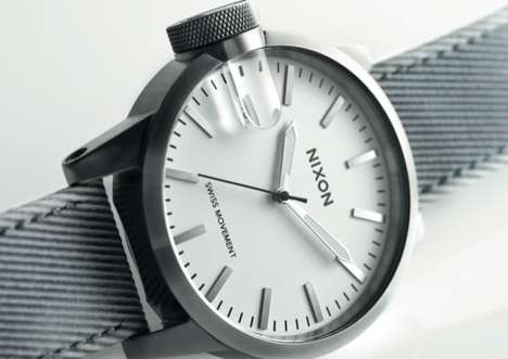 Preppy Swiss Timepieces - The