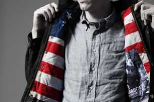 The Barbour Steve McQueen 2012 Line Embraces Stars and Stripes