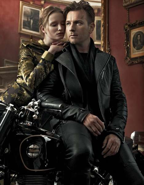 Belstaff Fall/Winter Campaign