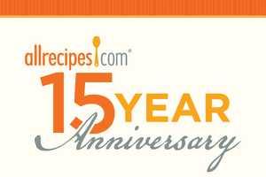 The Allrecipes 15 Year Anniversary Infographic Celebrates Delicious Stats