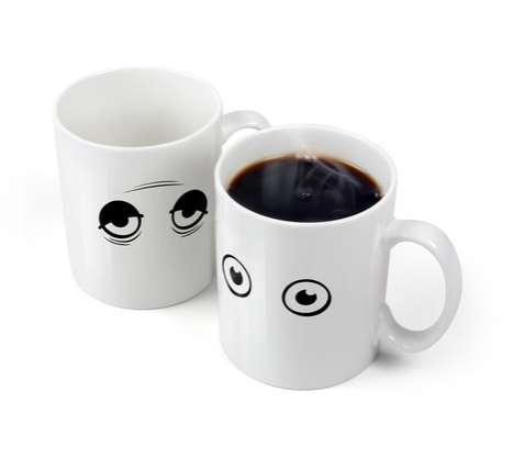 The Wake Up Mug by Fred and Friends