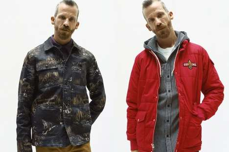 Supreme Fall/Winter 2012 Lookbook