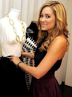 Lauren Conrad Destroying Books 
