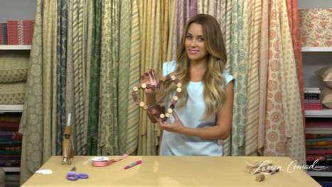 Lauren Conrad Heart Bulletin Board