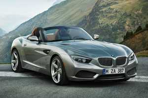 The 2012 BMW Zagato Roadster is Unveiled at Pebble Beach