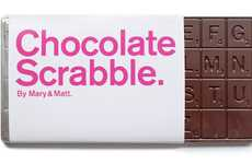 From Chocolate Scrabble to Treat ID Tests