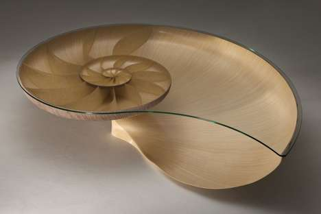Nautilus ii table