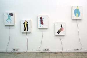 Sophie Lecuyer's Illustrations Reveal Hidden Images When Lit