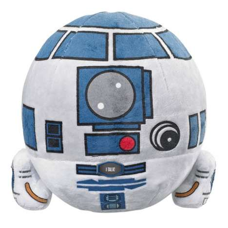 Star Wars Plush Balls
