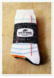 Ashi Dashi Back to School Socks