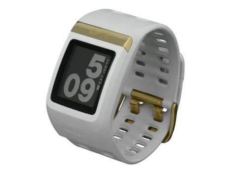 Nike+ SportWatch GPS Gold Olympic Edition