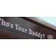 The Who's Your Daddy? Van Features On-the-Go Paternity Testing