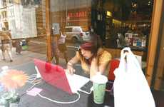 Performance Playwright Projects - Write Out Front Allows Passersby to Watch Authors Pen New Plays