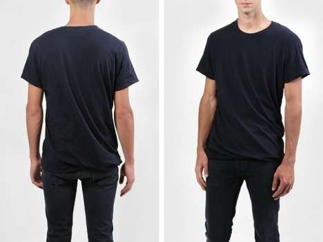 Acne Ginsberg Twisted T-Shirt