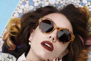 The 'Elke Kramer x Colab' Sunglasses Collection is Chic