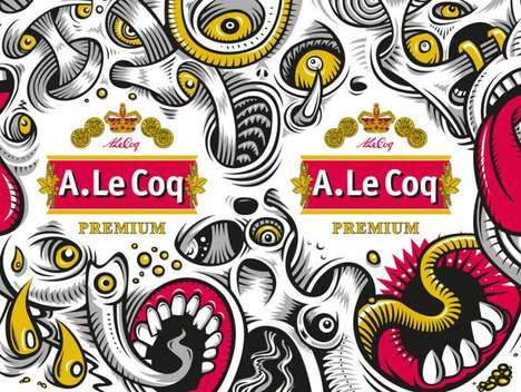 A.Le Coq Packaging