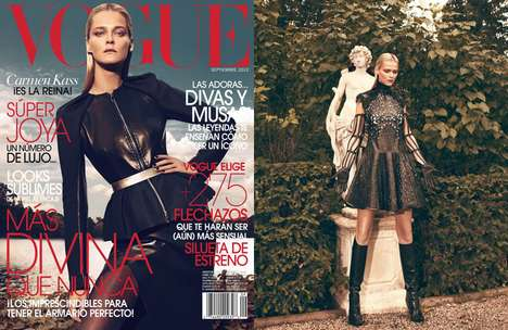 Vogue Latin America September 2012