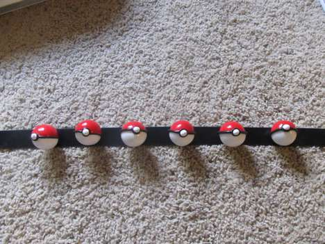 Pokeball Belt by Lady in Red 100