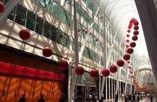 Soaring Sphere Installations