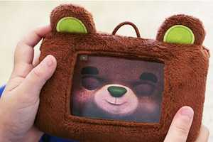 The HappiTaps Beary Happi Keeps Devices Protected from Toddlers