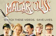 Quirky Charitable Celeb Films