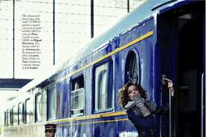 Viaje Al Pasado for the September Elle Spain Features Coco Rocha
