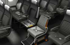 Mobile Airline Chairs