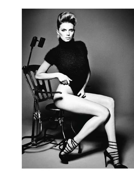 Lily Donaldson for Numero by Tom Munro