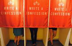 Candy Chang's Confessions Gives Vegas Goers a Chance to Come Clean