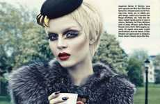 Porcelain Doll Editorials