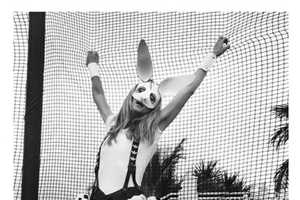 The V Magazine Celine Dion Spread is Rather Playful