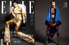 Elegantly Textured Editorials
