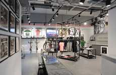 The Rapha Cycle Club is a Mod Haven for Exercise Enthusiasts