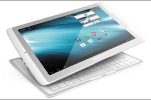 The ARCHOS 101 XS is Stylish and Ultra Utilitarian