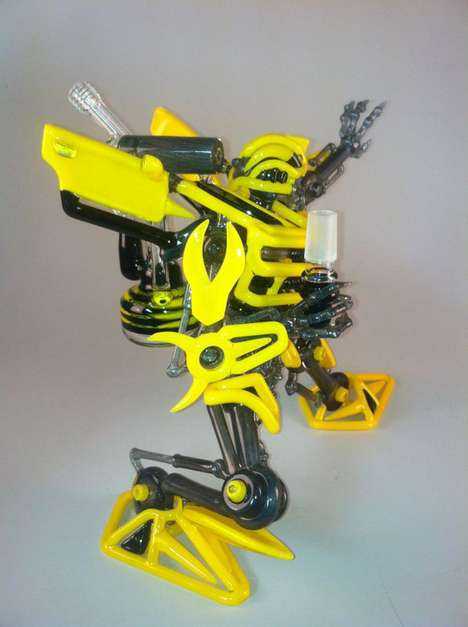 Bumblebee Transformer Pipe