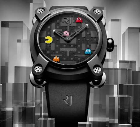 PAC-MAN Watches