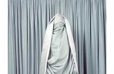 Camouflaged Curtain Captures