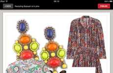 Pinterest Wardrobe Apps - Bazaart Lets You Turn Pins Into a Personal Catalog of Fashion Outfits