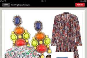 Bazaart Lets You Turn Pins Into a Personal Catalog of Fashion Outfits