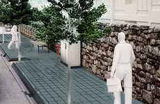 Irrigating Urban Sidewalks